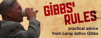 Gibbs' rules for design